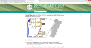BIOMARKERS 2001