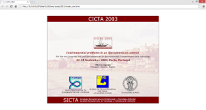 CICTA 2003